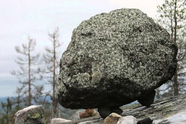 сила камня